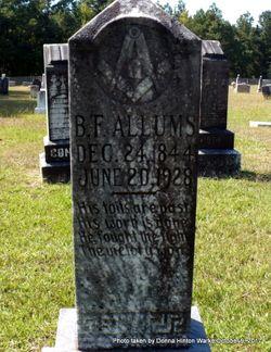 Benjamin Franklin Allums