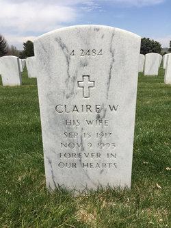 Claire W Cooper