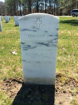 Edward F Cunningham