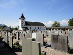 Friedhof St. Anton