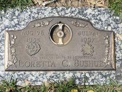 Loretta C. <I>Bushue</I> Hunton