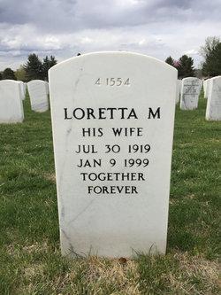 Loretta M Sigmon