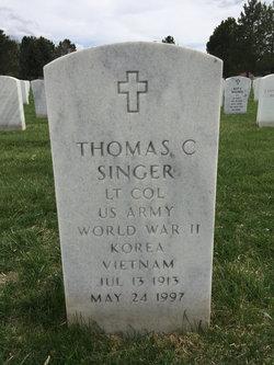 Thomas Clyde Singer
