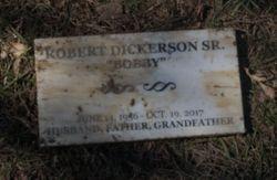 Robert Dickerson, Sr