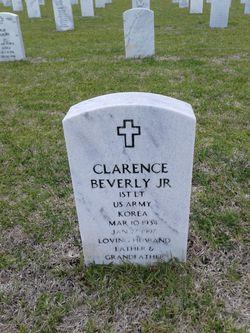 Lieut Clarence Beverly, Jr