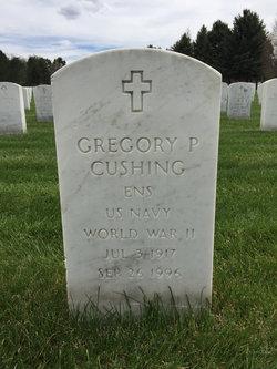 Gregory P Cushing