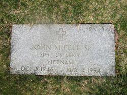 John M Fell, Sr