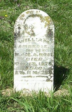 William Ambrose Ross