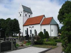 Norra Åsum Kyrkogård