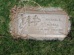 Michael K McNeill