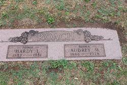 Audrey Margarette <I>Whiteside</I> Roach