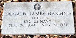 Donald James Harding