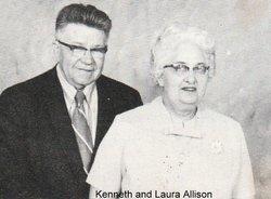 Laura Edna <I>Arnold</I> Allison
