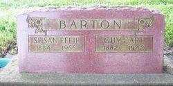 Susan Effie <I>Gowing</I> Barton