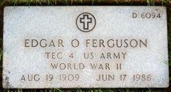 Edgar O Ferguson