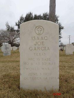 Isaac Joe Garcia