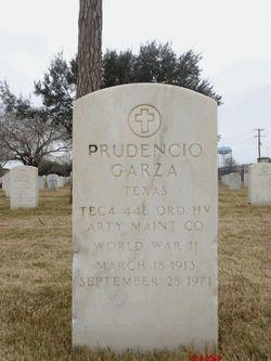 Prudencio Garza