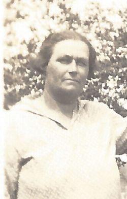 "Bertha Jane ""Janie"" <I>Ware</I> Christian"