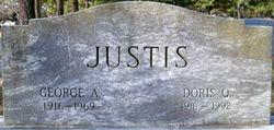 Doris <I>Quiett</I> Justis