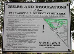 Yarrawonga Cemetery
