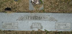 Pauline F. Freeman