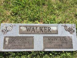 Ernest Gordon Walker