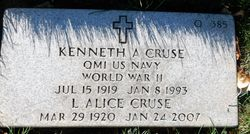 Kenneth Albert Cruse