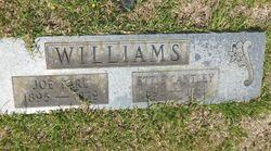 Etta <I>Cantley</I> Williams