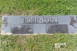 Chester Lee Robinson