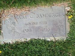 Mary G Bamberger