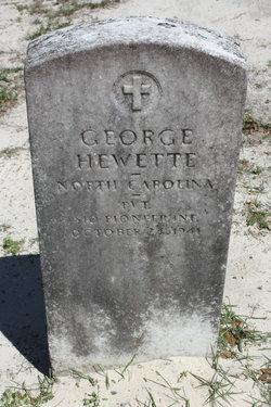 George Hewette
