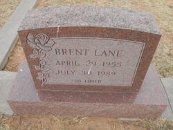 Brent Lane Anderson