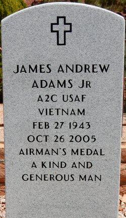 James Andrew Adams, Jr
