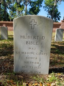 Hubert Denver Bible, Sr