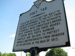Fort Tar Burial Ground