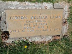 Judson Delmar Lamb