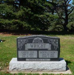 Garth Leo Wright