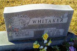 """Lavern """"Vernie"""" <I>Allen</I> Whitaker"""