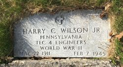 Harry C. Wilson Jr.