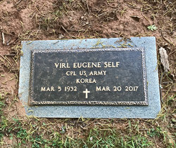 """Virl Eugene """"Gene"""" Self"""