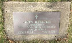 John B. Felten
