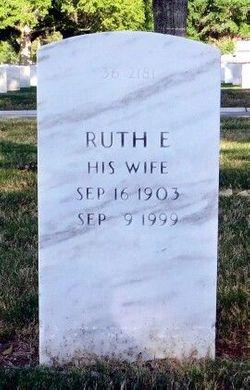 Ruth E Dahling