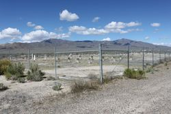 Battle Mountain Indian Colony Cemetery