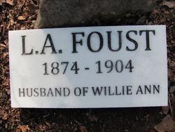 Lou Allen Foust