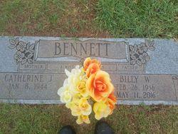 Catherine J Bennett