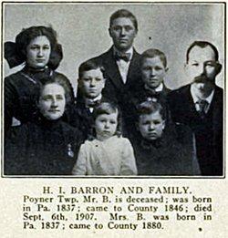 Ida Catherine <I>Barclay</I> Barron