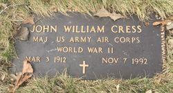 John William Cress