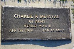 "Carl Rudolph ""Charlie"" Mussyal"