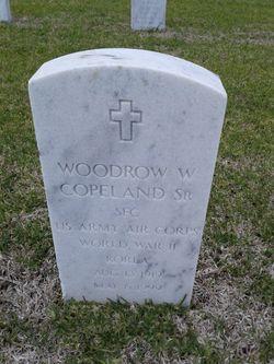 Woodrow Wilson Copeland, Sr