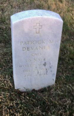 Patrick M Devaney
